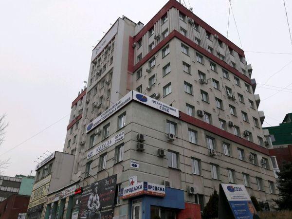 Бизнес-центр на ул. Антонова-Овсеенко, 44Б