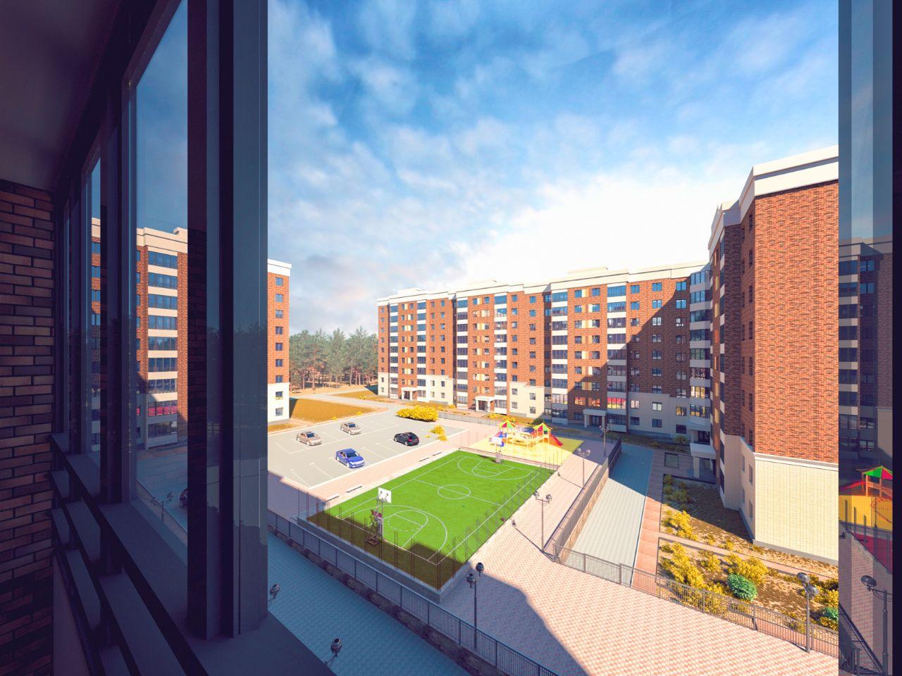 купить квартиру в ЖК SMIT-квартал в 140Б (Смит-квартал в 140Б)