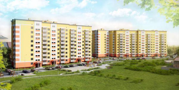 1-я Фотография ЖК «на ул.Гагарина»
