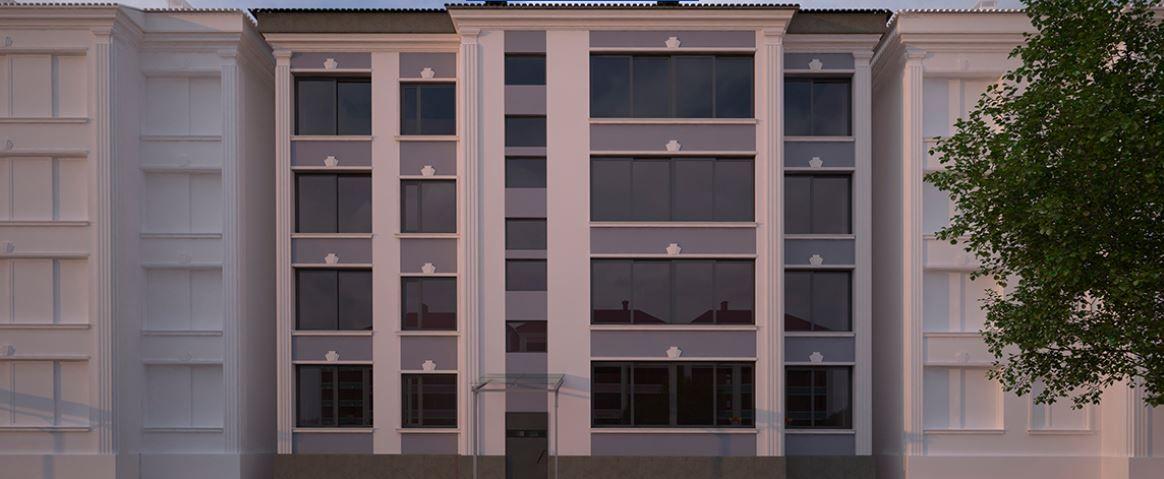 жилой комплекс 7-й микрорайон