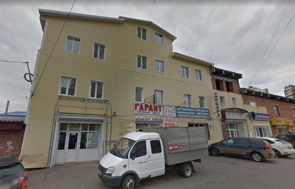 Торговый центр на проспекте Мира, 74