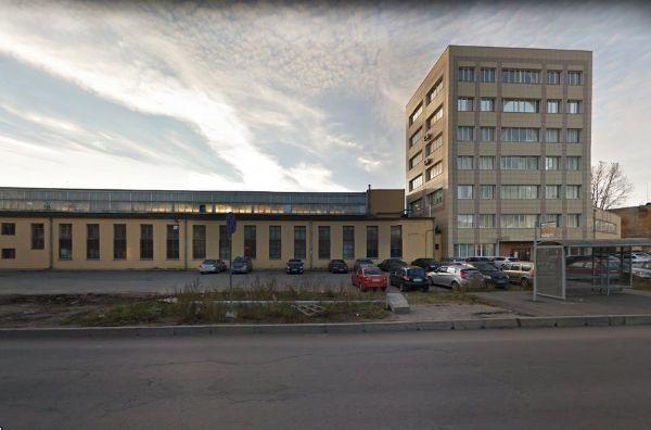 Офисно-складской комплекс на ул. Салова, 37