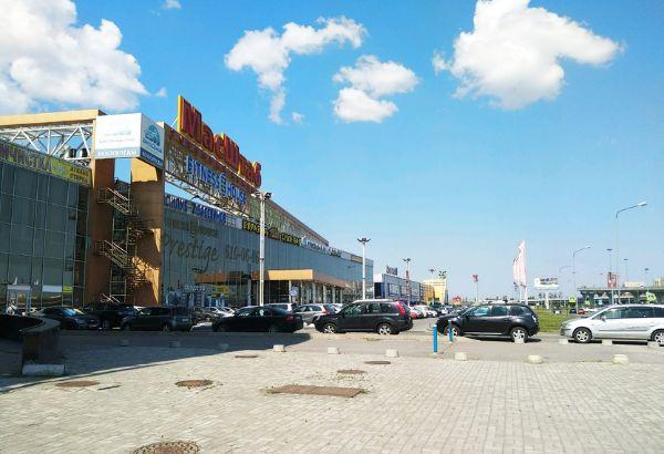 Торгово-развлекательный центр Масштаб