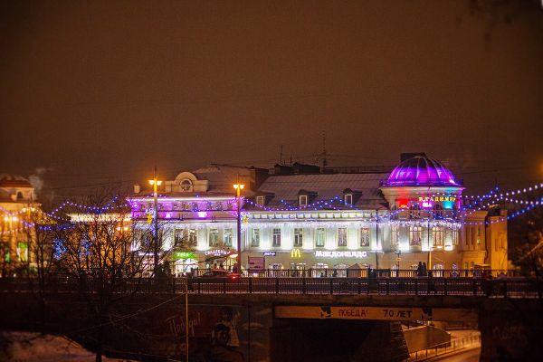 Торговый центр Владимир