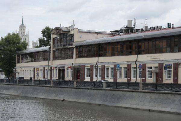 Торгово-офисный комплекс на Садовнической набережной, 69