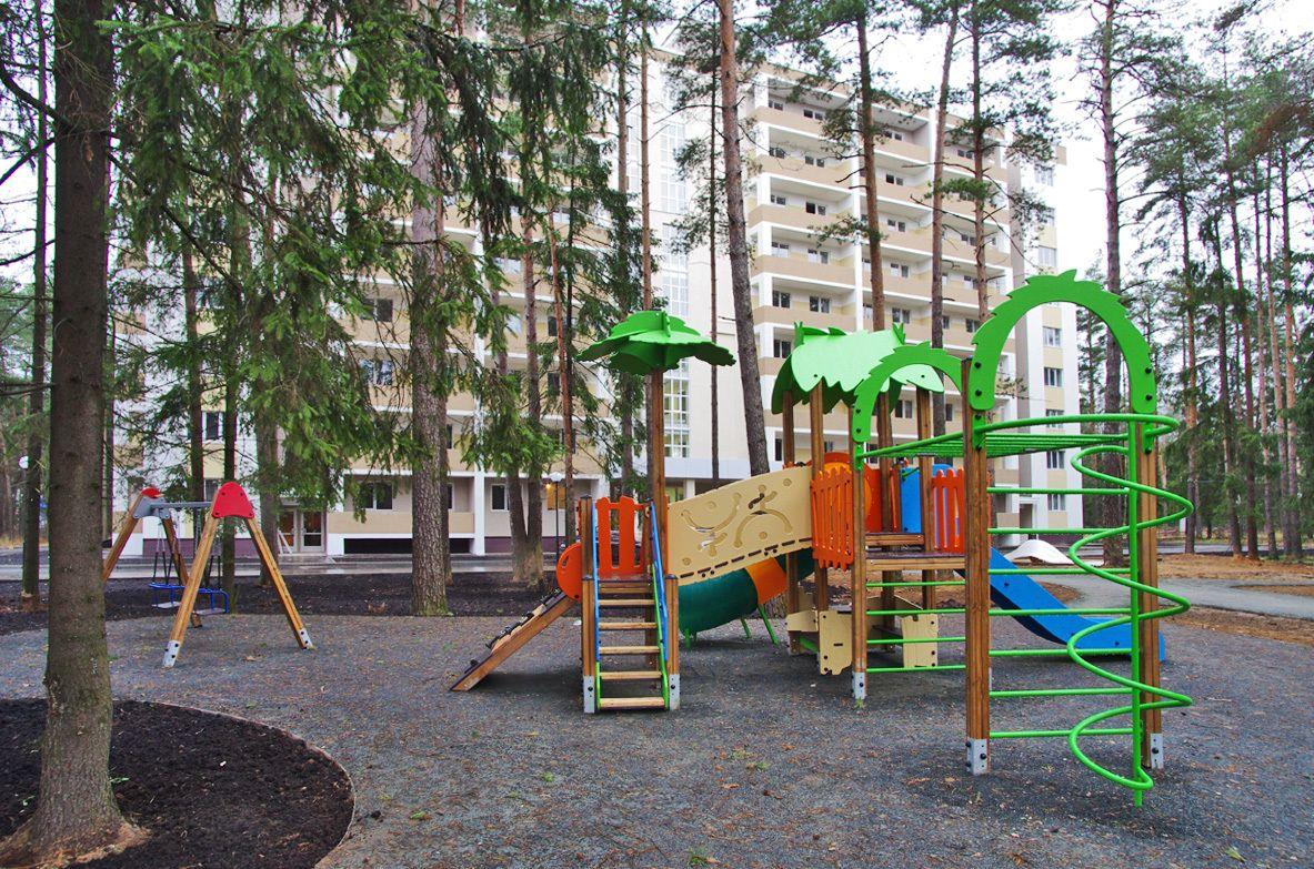 жилой комплекс Яхонтовый Лес