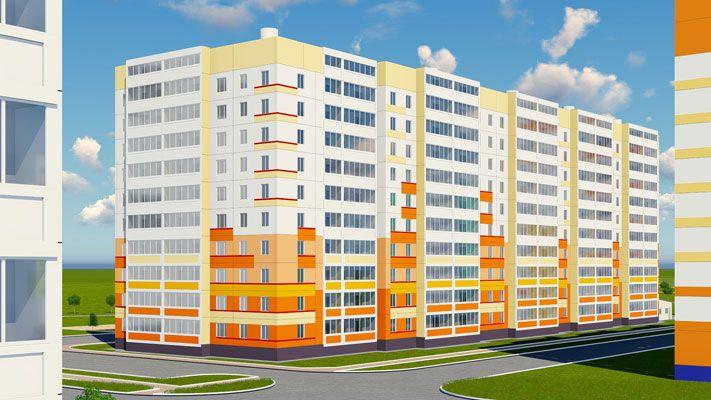 продажа квартир ул. Рината Галеева (мкр. Алсу)