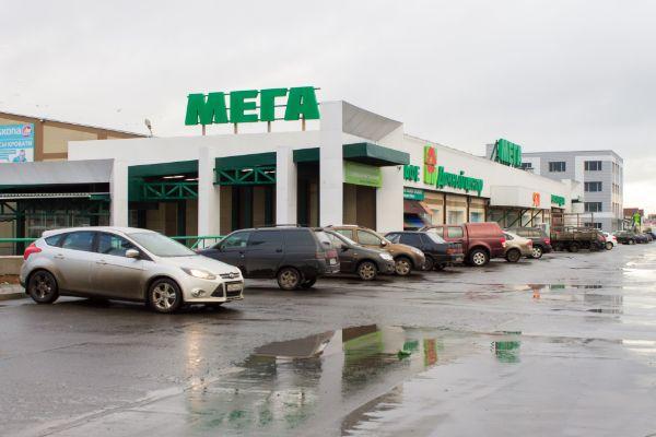 Специализированный торговый центр Мега
