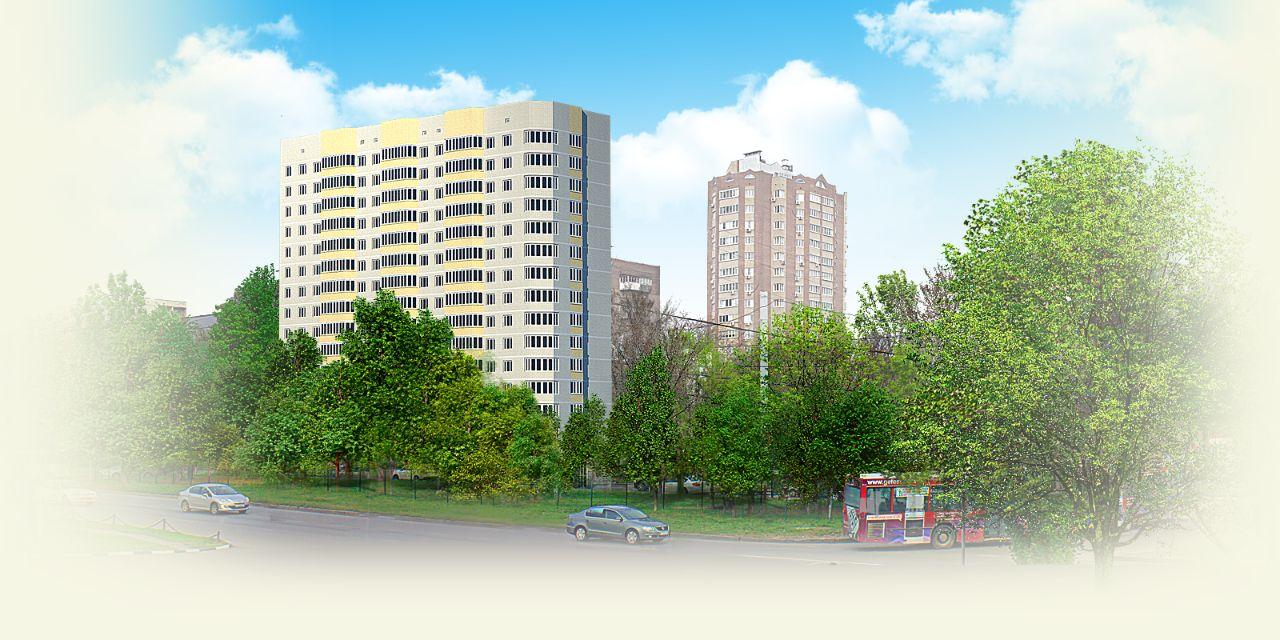 жилой комплекс СВА Дом Западный