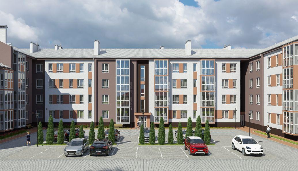 жилой комплекс StartUp-Квартал (СтартАп-Квартал)