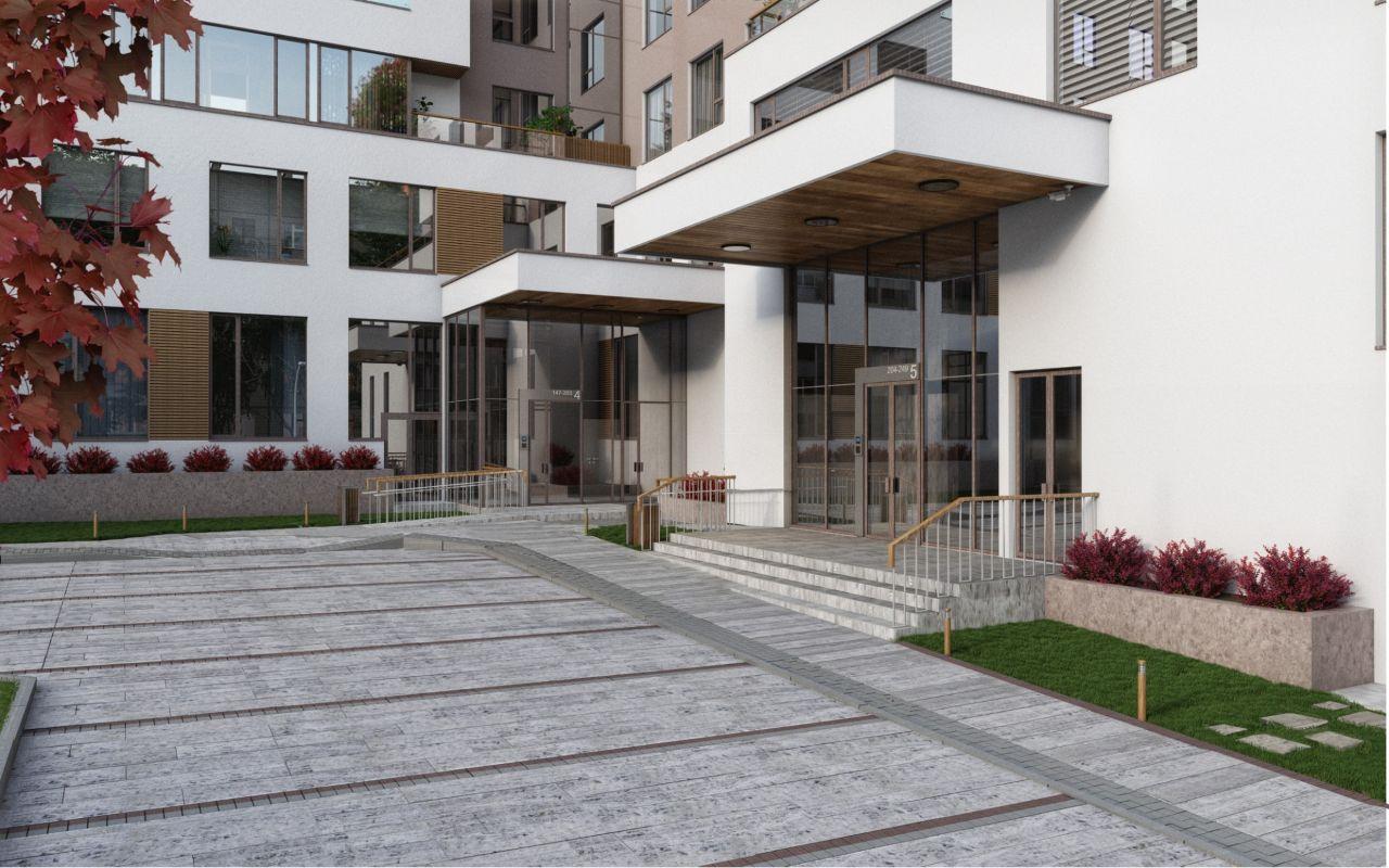 продажа квартир VELLCOM дом на Ленкома (Веллком дом на Ленкома)