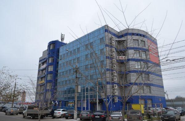 Бизнес-центр на ул. Михаила Балонина, 2А