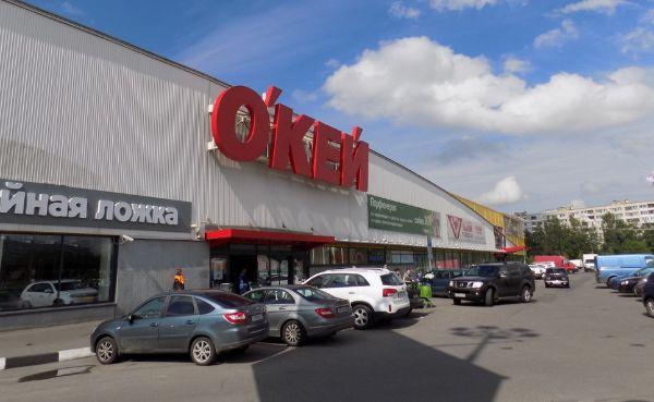 Торговый центр О'Кей Богатырский