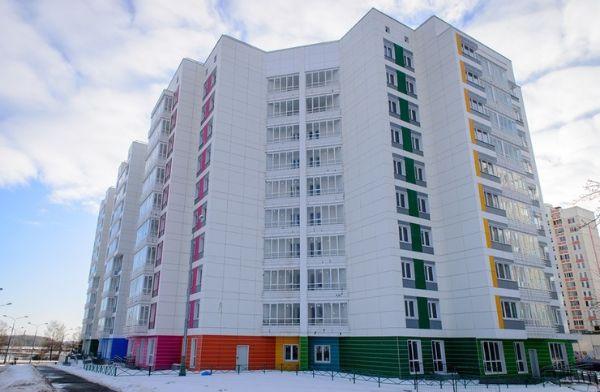 2-я Фотография ЖК «Жилые дома в Зеленограде»