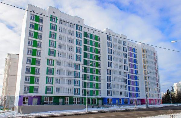 4-я Фотография ЖК «Жилые дома в Зеленограде»
