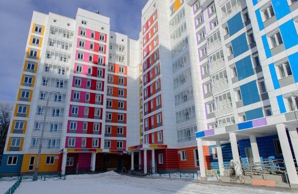 6-я Фотография ЖК «Жилые дома в Зеленограде»
