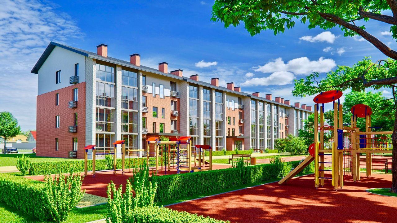 жилой комплекс БелПарк