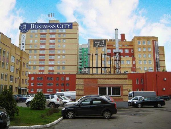 Деловой центр Business City (Бизнес Сити)
