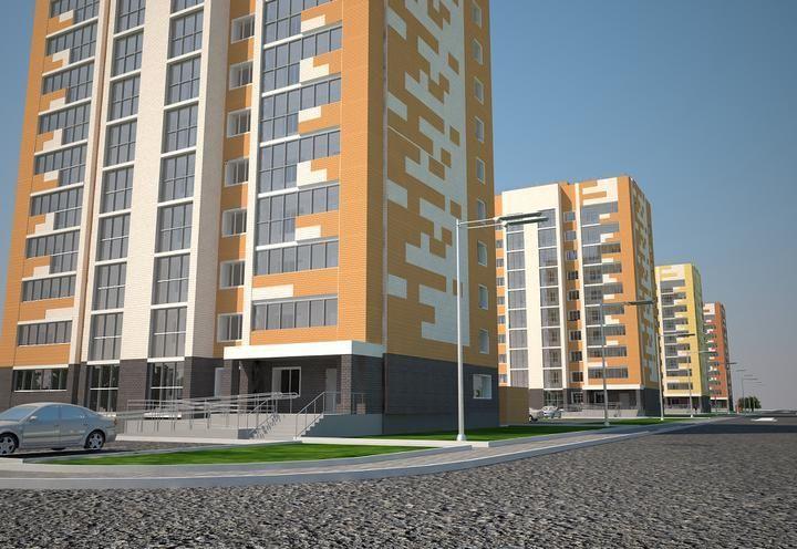 купить квартиру в ЖК Приволжский