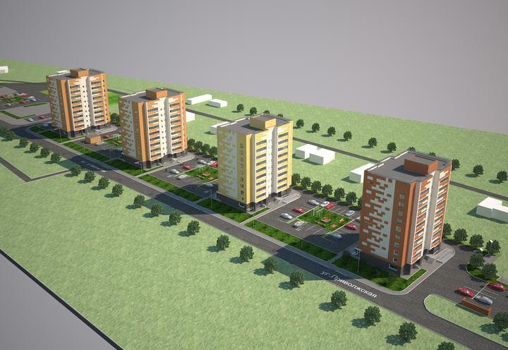 продажа квартир Приволжский