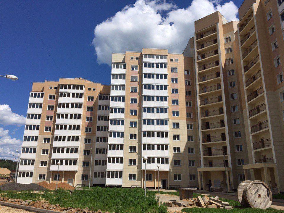 жилой комплекс Восточный берег