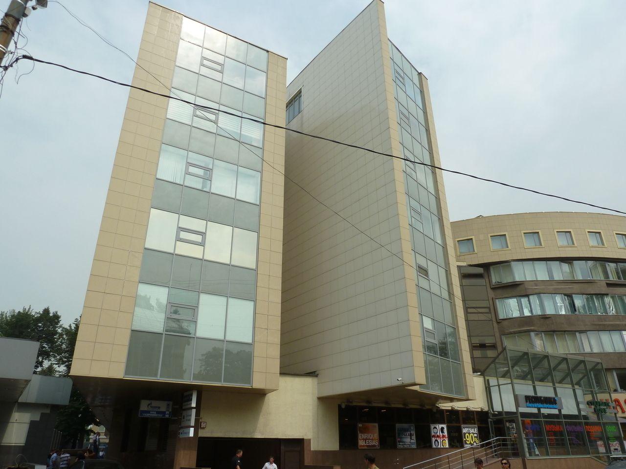 аренда помещений в БЦ Плеханов Плаза