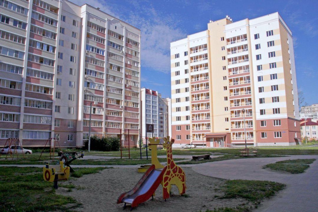 жилой комплекс Олимпийская роща