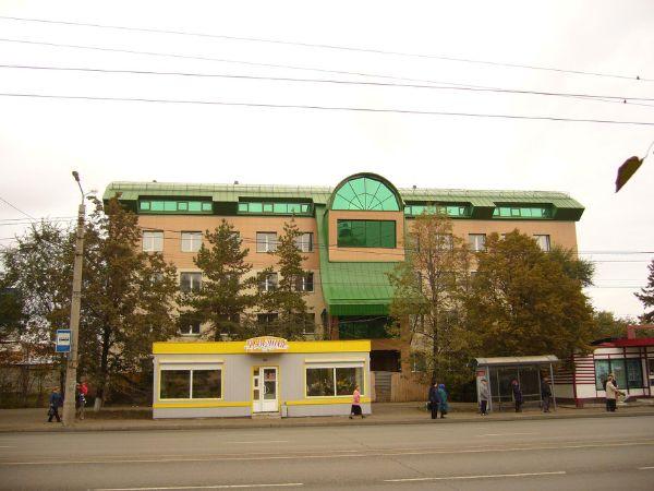 Офисное здание на Комсомольском проспекте, 14