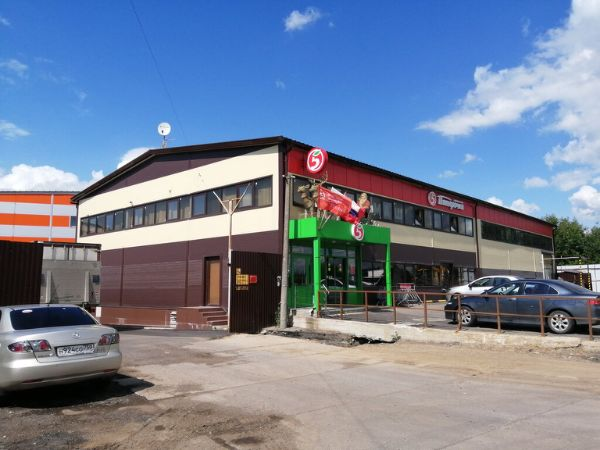 Складской комплекс в квартале Кирилловка, вл3Дс1