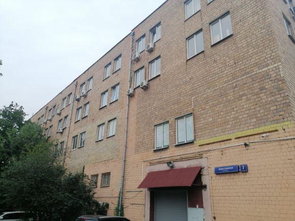 Офисно-производственный комплекс на ул. Монтажная, 7c1