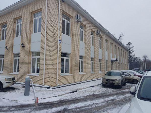 Отдельно стоящее здание на ул. Банковская, 4А