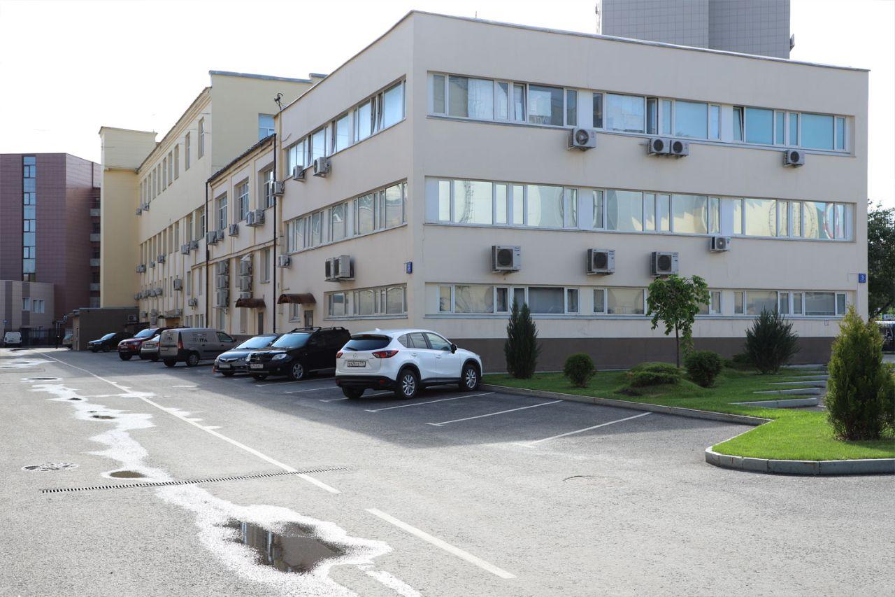 Бизнес Центр Орджоникидзе 11 (на ул. Орджоникидзе, 11с3)
