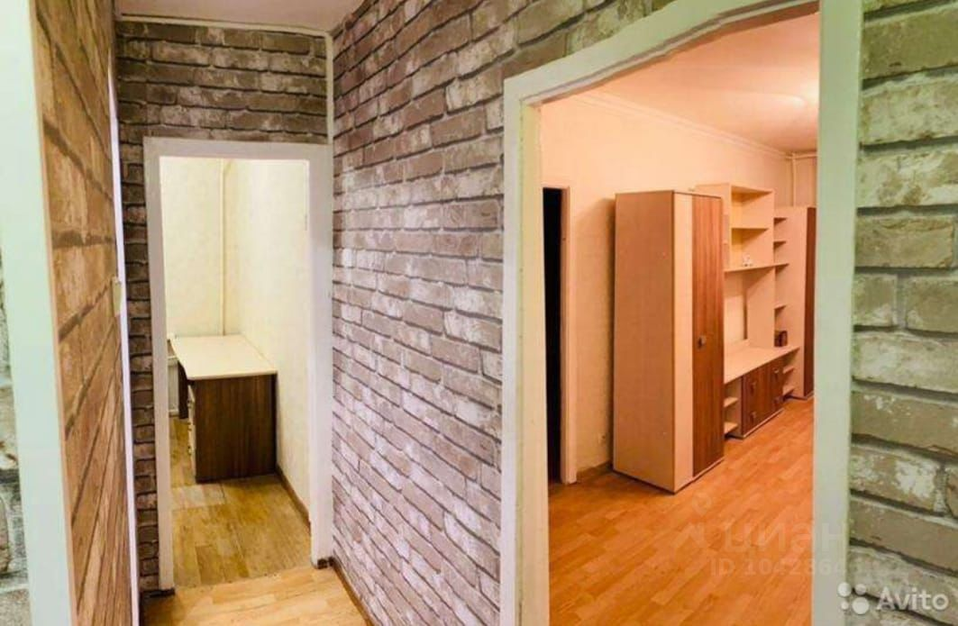 Купить двухкомнатную квартиру 40м² ул. Левковская Гора, 5, Пушкино, Московская область - база ЦИАН, объявление 263184762