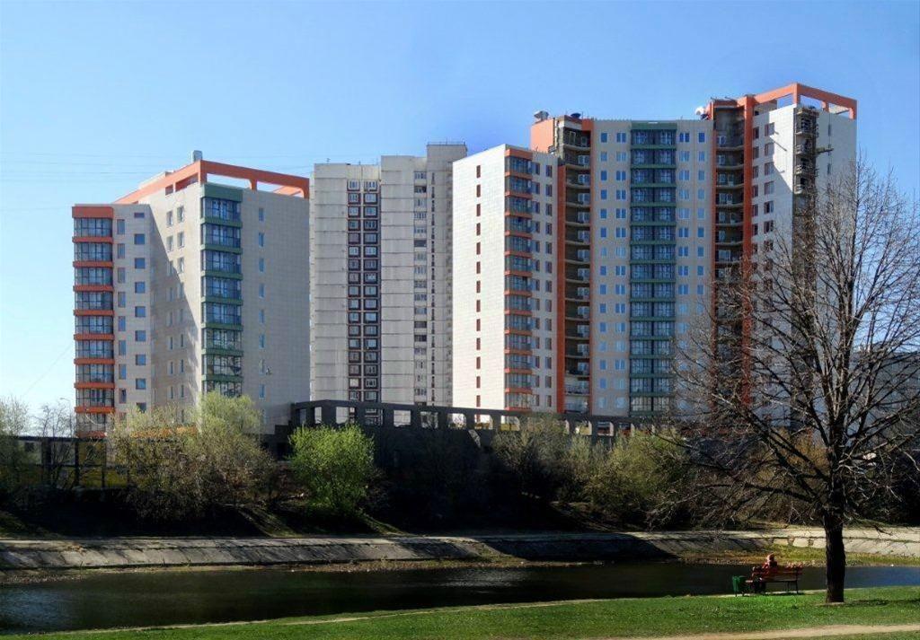 купить квартиру в ЖК Зеленый берег