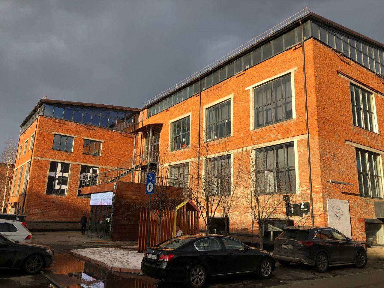 Бизнес Центр Дизайн-завод «Flacon» (Дизайн-завод «Флакон») (36с2)