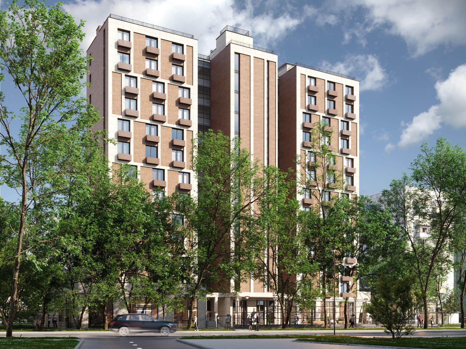 купить квартиру в ЖК Счастье на Семеновской