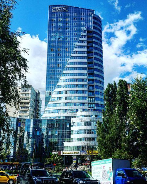 Офисно-жилой комплекс Статус