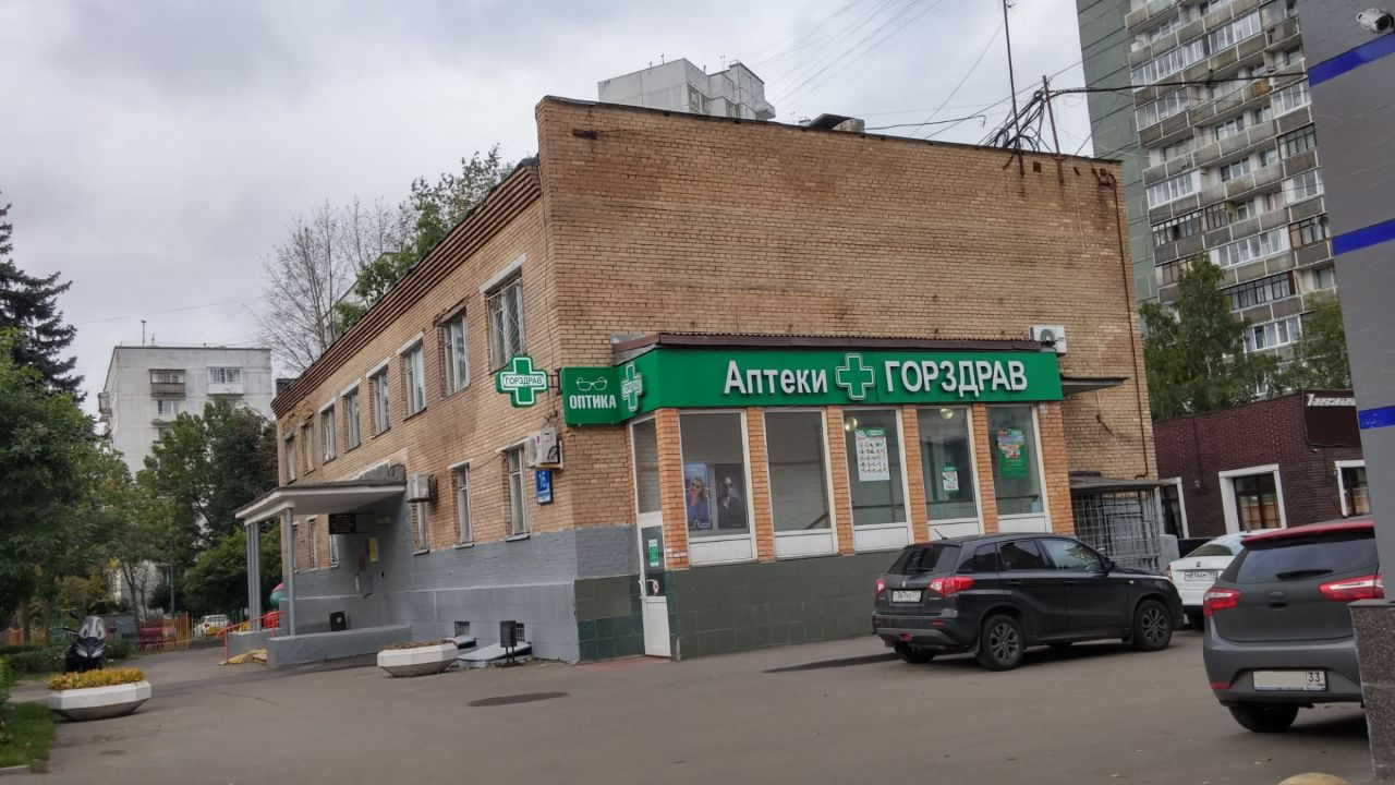 продажа помещений в БЦ на ул. Новаторов, 16к2