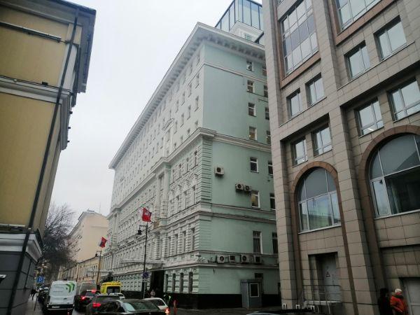 Административное здание в Никитском переулке, 5с6