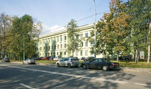Бизнес-центр Константиновский, 11
