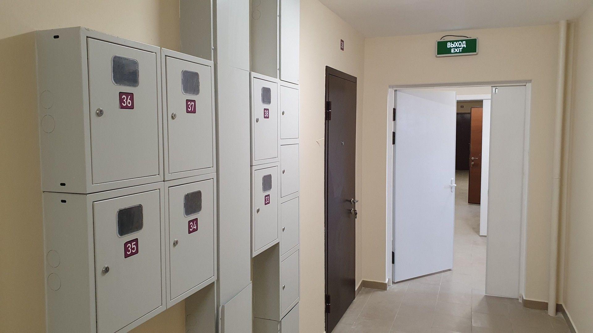 жилой комплекс Школьная, 21