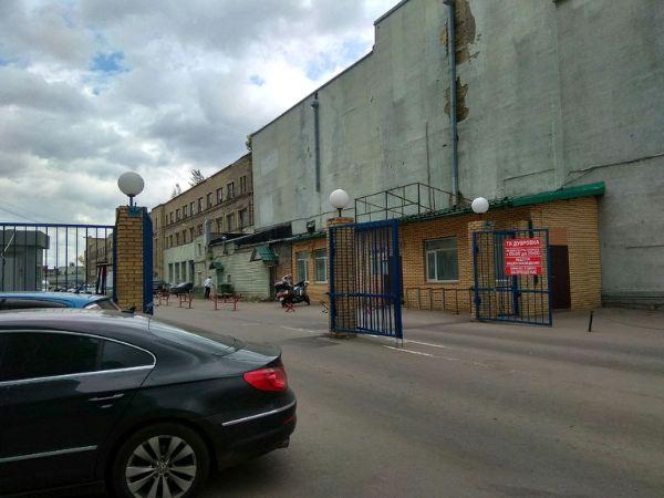 Торговый комплекс Дубровка