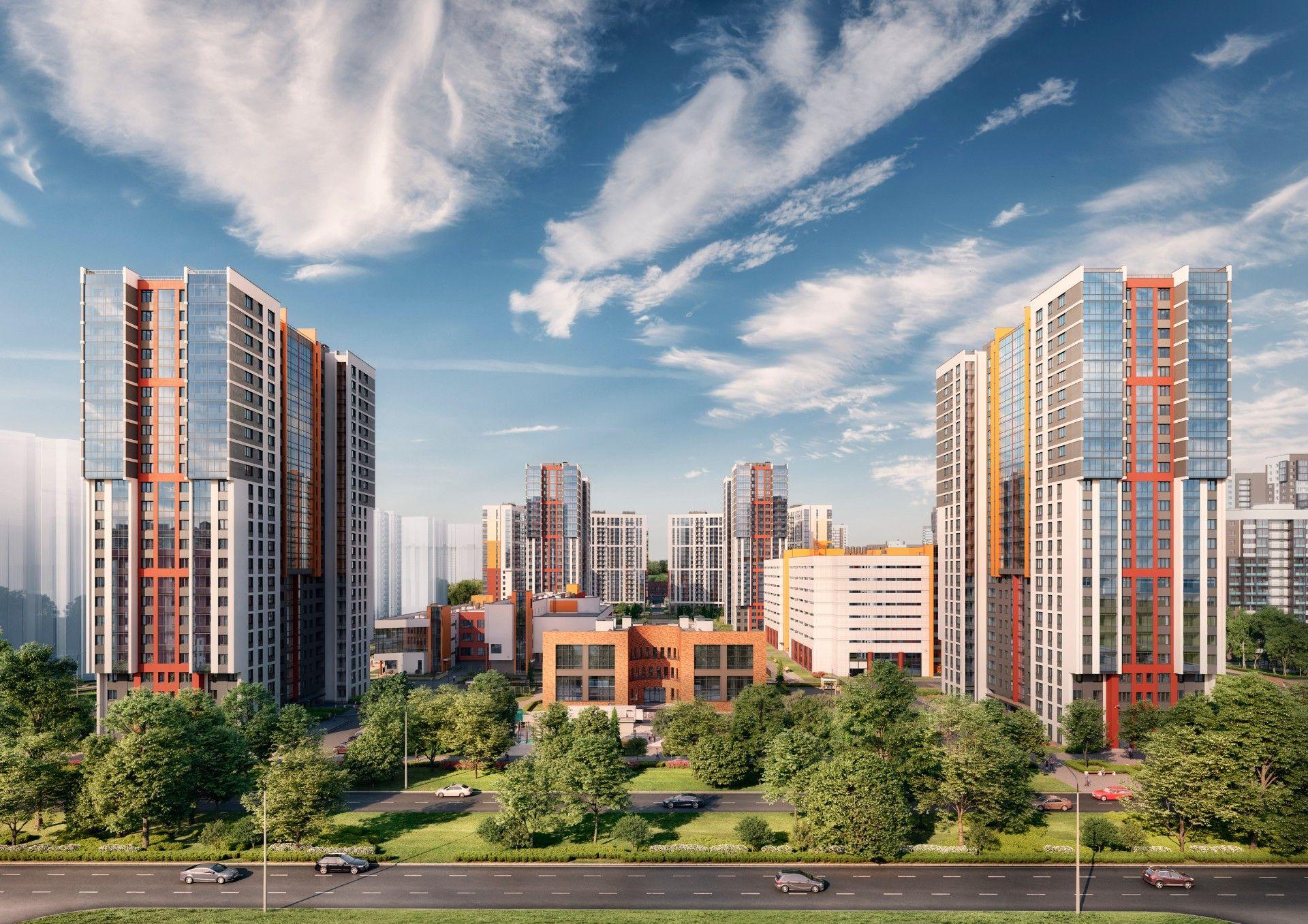 фото ЖК Ultra City (Ультра Сити)