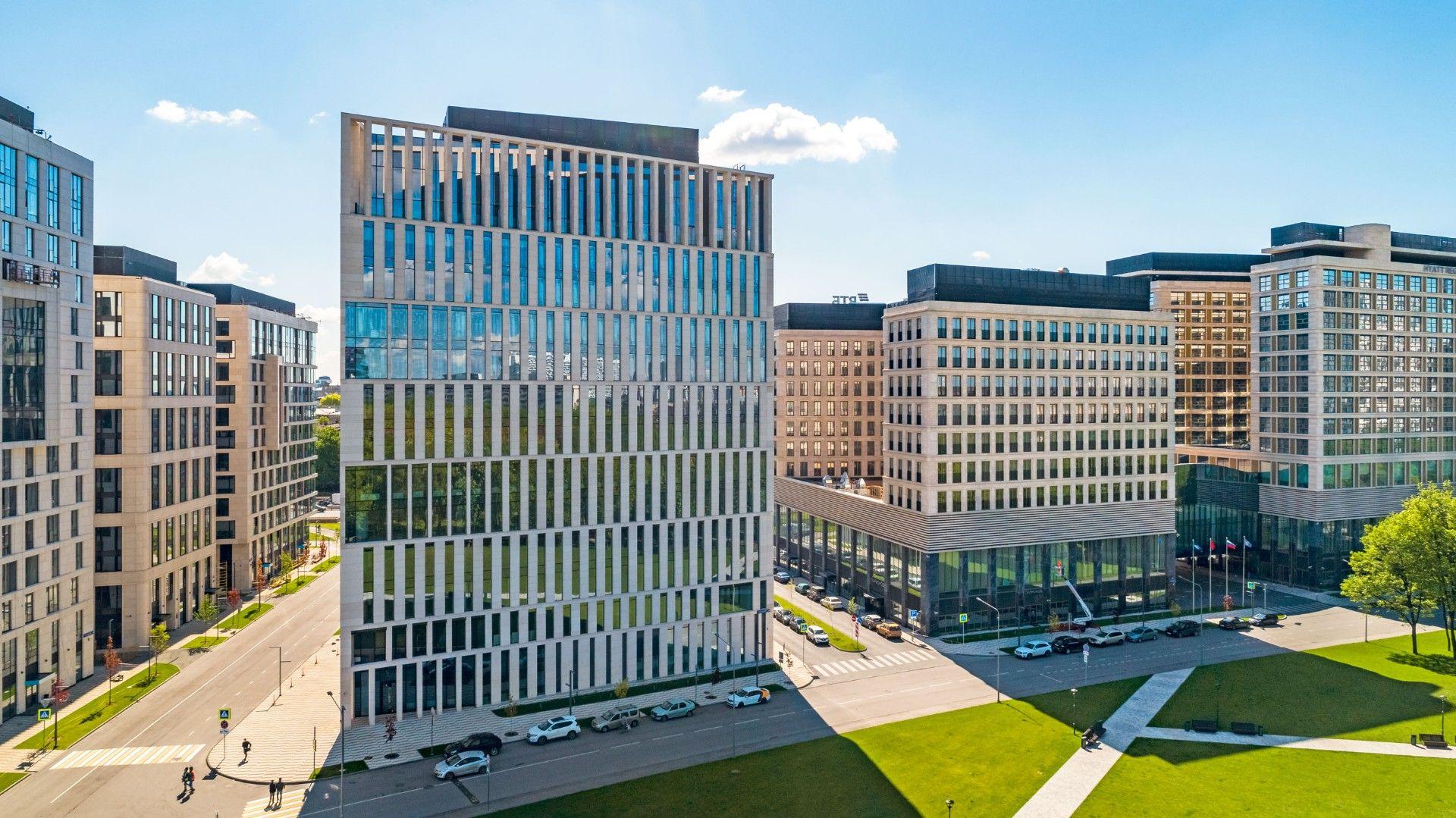жилой комплекс ВТБ Арена парк