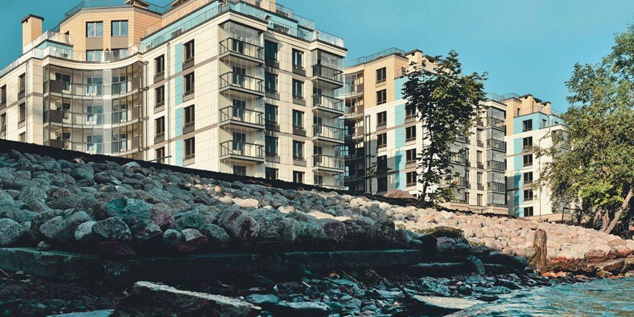 продажа квартир Петровская ривьера