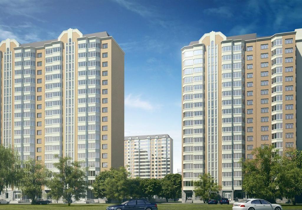 жилой комплекс Юрлово