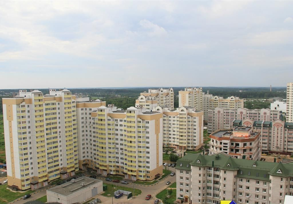 жилой комплекс Молодежный (Солнечногорск)