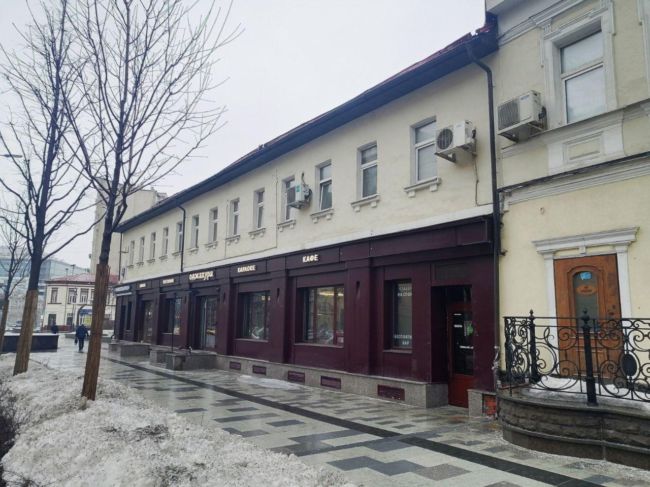 Бизнес Центр на ул. Садовая-Черногрязская, 22с1