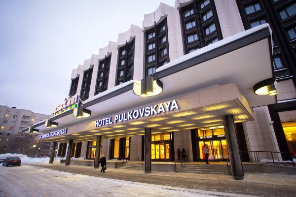 Бизнес-центр Парк Инн Пулковская