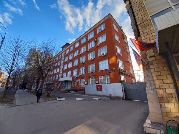 Офисное здание на ул. Мироновская, 33с26